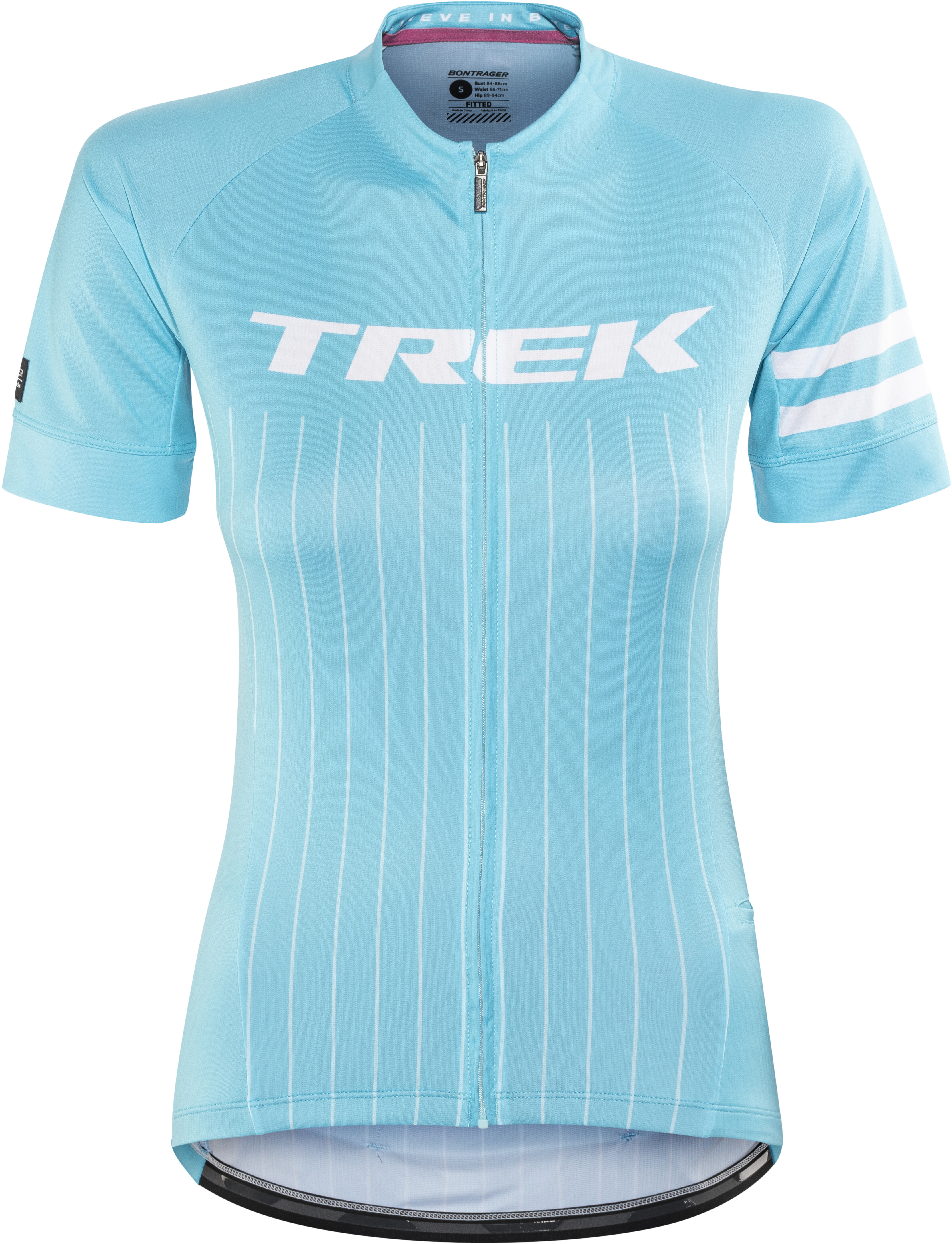 Bontrager Anara LTD Bike Jersey Shortsleeve Women blue at Bikester.co.uk b1e82732c